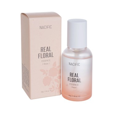 NACIFIC - REAL FLORAL ESSENCE ROSE - 50ML