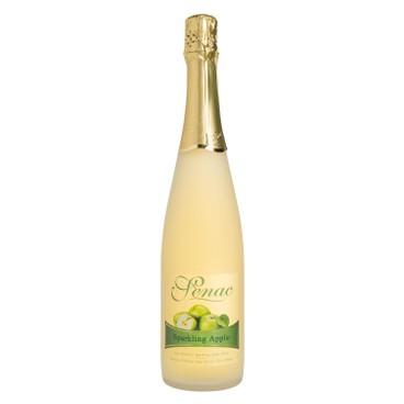 SENAC - NON-ALCOHOLIC SPARKLING DRINK - APPLE - 750ML