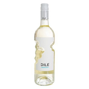 DILE - WHITE WINE - DILE HAND MOSCATO - 750ML