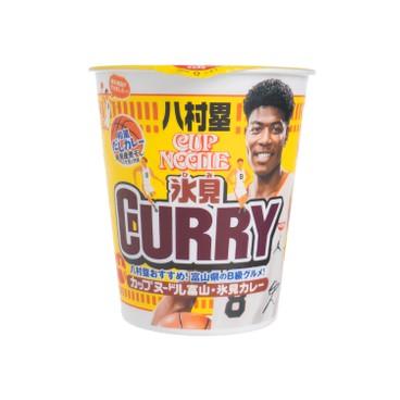 日清 - 合味道大杯麵-冰見咖哩味 - 108G
