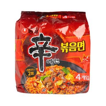 農心 - 韓版辛拉麵-撈麵 - 131GX4