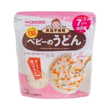 和光堂 - 日本嬰兒烏冬 (7個月以上) - 130G