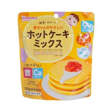 和光堂 - 班戟粉(南瓜蕃薯味) - 100G