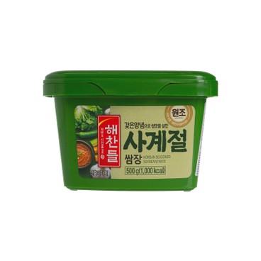 CJ - 韓式四季蘸醬(辣豆瓣醬) - 500G