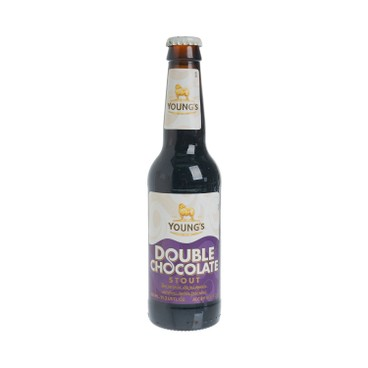 YOUNG'S - DOUBLE CHOCOLATE STOUT - 330ML