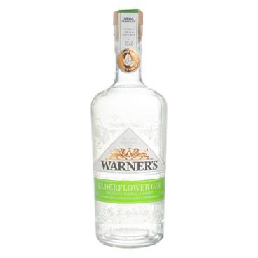 WARNER'S - 氈酒 - 折骨木花 - 700ML