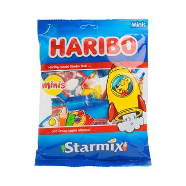 HARIBO - 橡皮糖-Starmix迷你軟糖 (獨立包裝) - 250G
