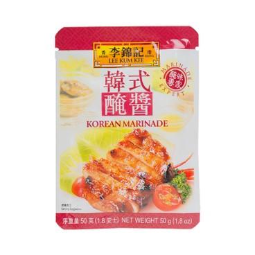 李錦記 - 韓式醃醬 - 50G