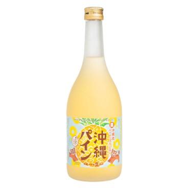 寶酒造 - 沖繩菠蘿酒 - 720ML