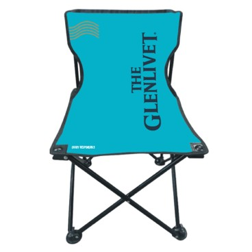 THE GLENLIVET - CAMPING CHAIR - PC