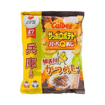CALBEE - PORK POTATO CHIPS - 65G