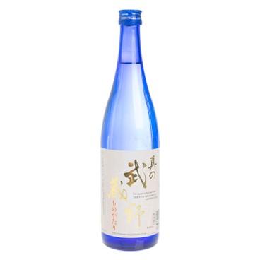 武藏野 - 武藏野純米酒 - 720ML