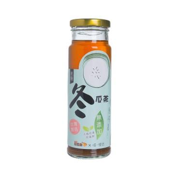SHIU HEUNG YUEN X 嚐。慢活 - Black Sugar Winter Melon Tea - 230ML