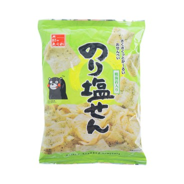 Kumamon - Salted Seaweed Cracker - 40G