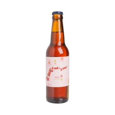 麥子啤酒 洛梅 330ML