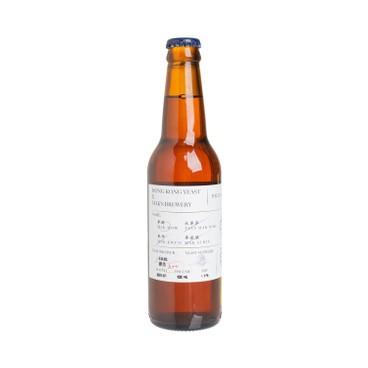 麥子啤酒 麥酵 330ML