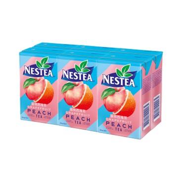 NESTEA 雀巢茶品 - 蜜桃西柚烏龍茶 - 250MLX6
