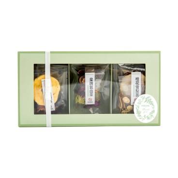 HO CHA - FLORAL TEA GIFT BOX - 9'S