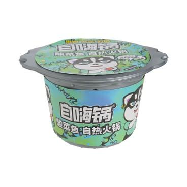 自嗨鍋 - 自熱火鍋-酸菜魚 - 203G