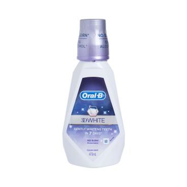 ORAL-B (平行進口) - 薄荷漱口水 - 473ML