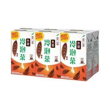 VITA - Cold Brew NO SUGAR TEA-High Mountain Puer Tea - 250MLX6