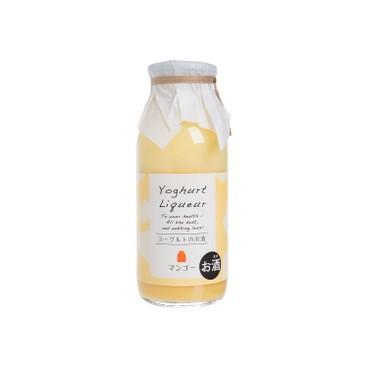菊水酒造 - 芒果味乳酪酒 - 170ML