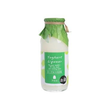 菊水酒造 - 蘆薈味乳酪酒 - 170ML