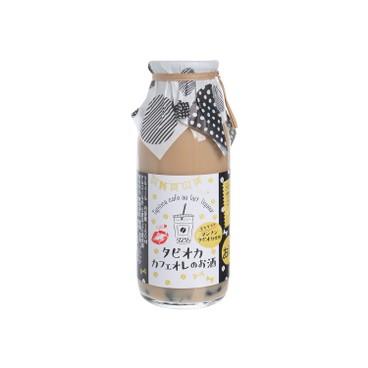 菊水酒造 - 珍珠咖啡牛奶酒 - 160ML