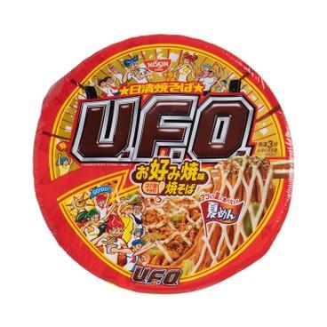 NISSIN - UFO OKONOMIYAKI FRIED NOODLES - 120G