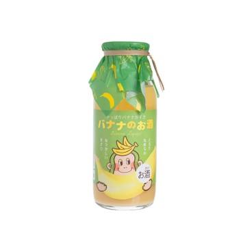 菊水酒造 - 香蕉酒 - 160ML