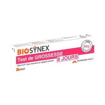 BIOSYNEX - 8 DAYS PREGNANCY TEST - PC