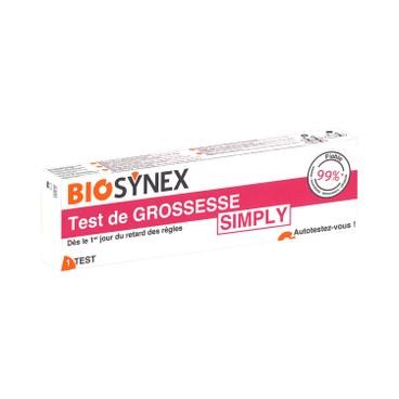 BIOSYNEX - SENSITIVITY PREGNANCY TEST - PC