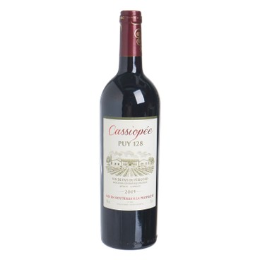 CASSIOPEE - RED WINE - PUY128 - 750ML