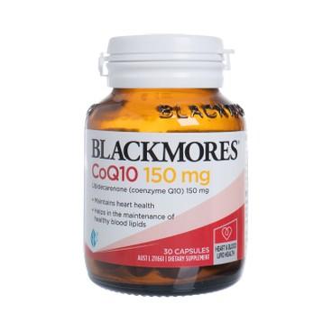 BLACKMORES(平行進口) - 輔酶Q10 50MG - 30'S