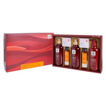 呂 (平行進口) - 洗護髮限定套裝-營養柚子 - SET