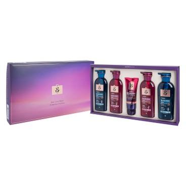 呂 (平行進口) - 洗護髮限定套裝-潤髮控油 - 400MLX4+200ML