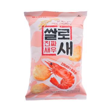 LOTTE - Shrimp Rice Chips - 108G