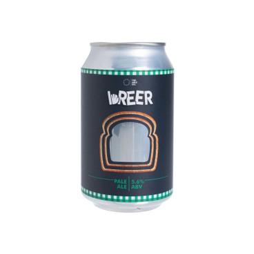 Breer - CRAFT BEER - PALE ALE - 330ML