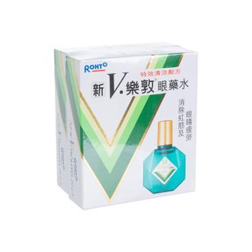 樂敦 - 新V樂敦眼藥水-2件裝 - 13MLX2