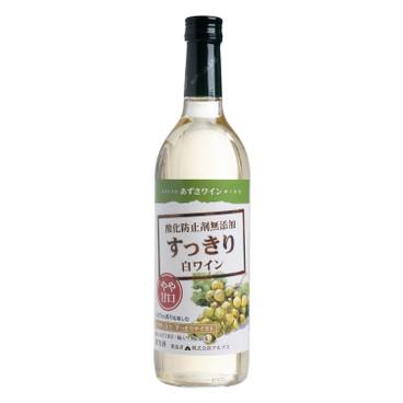 ㈱アルプス - 清爽白葡萄酒 - 長野阿 無添加酒 - 720ML