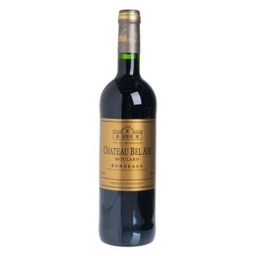 比拿武莊園 - 紅酒-波爾多 2015 - 750ML