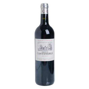 CHATEAU CANTEMERLE - 紅酒-HAUT MEDOC 2017 - 750ML