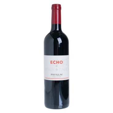 Château Lynch-Bages - RED WINE - Bages Echo de Lynch Bages Pauillac 2017 - 750ML
