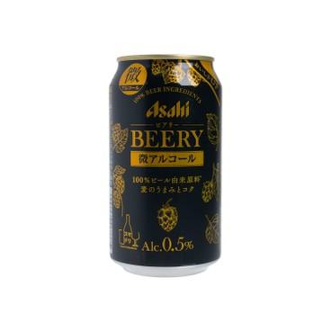 ASAHI朝日 - 微酒精啤酒 - 350ML