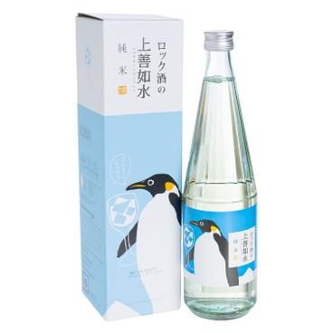 白瀧酒造 - 上善如水 純米酒 - 720ML