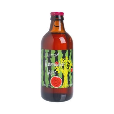 北海道麦酒釀造 - 手工啤酒 - 西瓜拉格果釀<季節限定> - 300ML