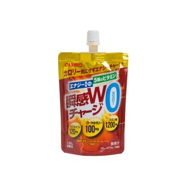 ORIHIRO - 吱吱蒟蒻能量飲-西柚味 (0卡路里) - 130G