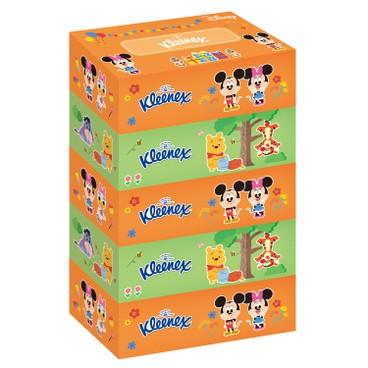 健力氏 - 迪士尼世界盒裝面紙 - 5'S
