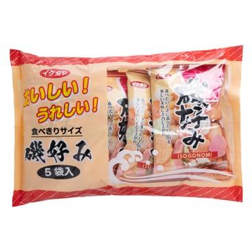 池田屋 - 什錦米餅-磯燒 - 100G