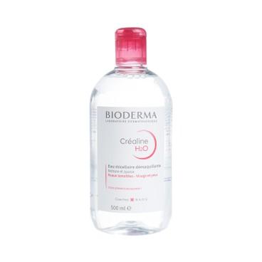 BIODERMA(平行進口) - 深層卸妝潔膚水(法國版) - 500ML